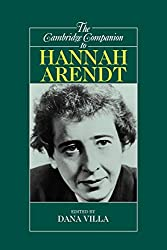 The Cambridge Companion to Hannah Arendt Book Cover