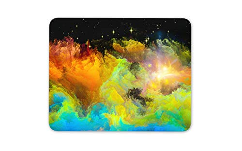 StarScape Nebula Cloud Mouse Mat Pad - Space Galaxy Kids Computer Gift #15198