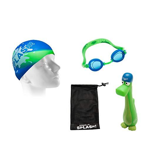 Speedo Splash Kit Speedo Unissex Único Azul