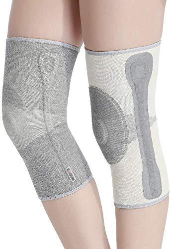 Wzmdd mannen en vrouwen warme kniegewrichten Plus fluwelen verdikking zelfverwarmende kniebeschermers - 5 maten optioneel Boutique