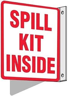 2-Way Sign-Spill KIT Inside