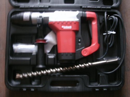 Professionele boor- en beitelhamer TP-RH 40 E + boor 25 * 520 mm