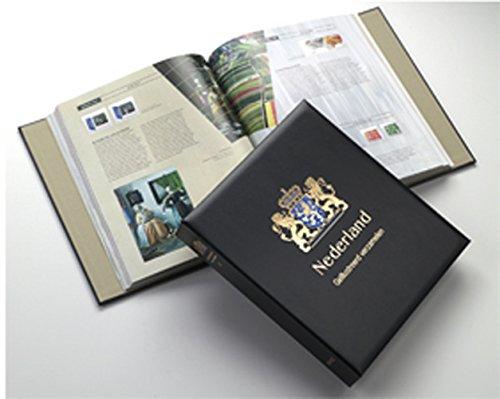 DAVO 942 Luxe band postzegelalbum Nederland geillustreerd verzamelen II