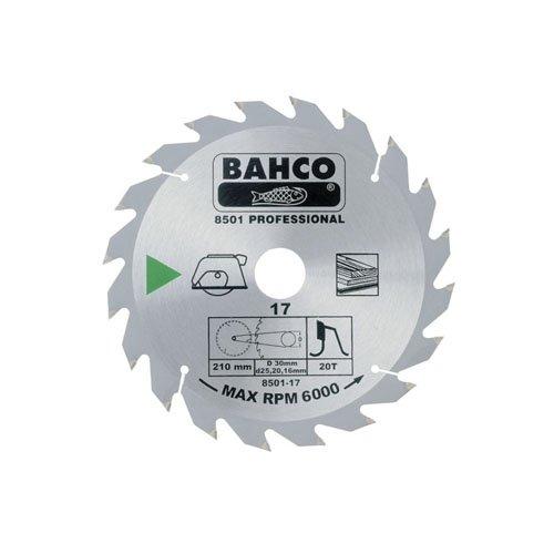 Preisvergleich Produktbild Bahco 8501-28 BH8501-28 Kreissägeblatt 250mm mit 40 Zähnen für Holz