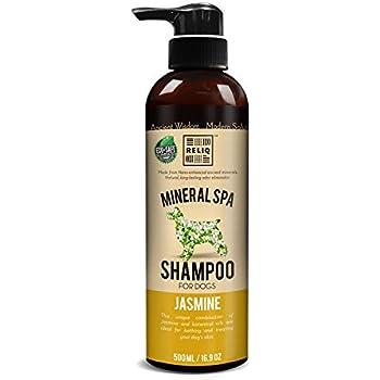 RELIQ Mineral SPA Shampoo Jasmine