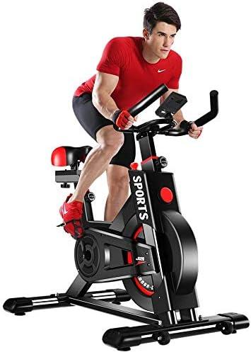 Yoleo 最安値挑戦 Exercise Bike 2020 驚きの値段 Upgraded LCD Quality Version Studio