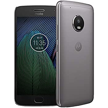 Motorola Moto G G5 Plus SIM doble 4G 32GB Gris: Amazon.es: Electrónica