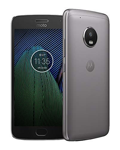 moto g5 plus Smartphone Dual Sim 32GB grau