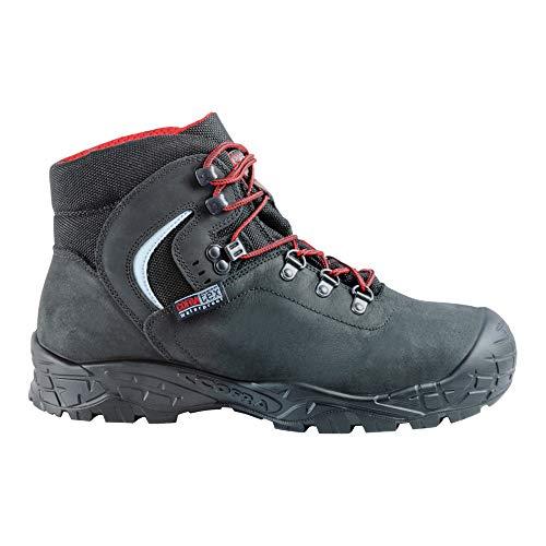 Zapatos de seguridad Cofra UK S3 WR SRC, medias botas ⭐
