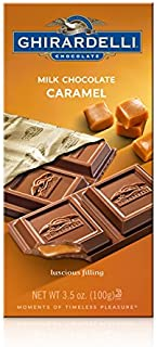 Ghirardelli, Milk Chocolate With Caramel, 3.5 oz