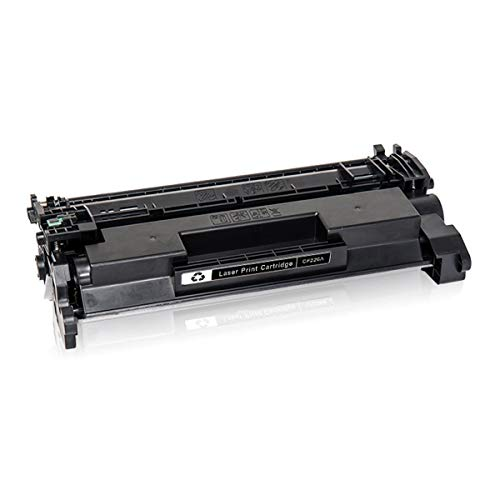 ZNMJW Voor HP CF226A tonercartridges Compatibele modellen HP LaserPro M402d/M402dn/M402dne/M402dw/M402n HP LaserJet Pro MFP M426fdn/M426fdw Zwart Printbaar 3000 vel