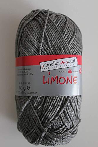 Limone Schoeller + Stahl 100 % Baumwolle 50 g Farbe 091-elefant