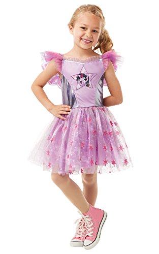 Rubie's 640572S My Little Pony - Disfraz de poni para nia, multicolor , color/modelo surtido