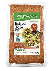 Wildwood, Teriyaki Baked Tofu, 7 oz
