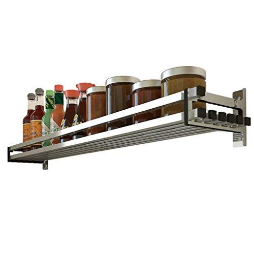 XXT roestvrijstalen wandrek 304 keukenrek boxen vrijstaand 70cm