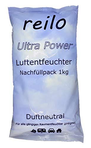 15x 1kg Ultrapower Luftentfeuchter Granulat (Calciumchlorid) im Vliesbeutel für Raumentfeuchter - zum attraktiven Staffelpreis