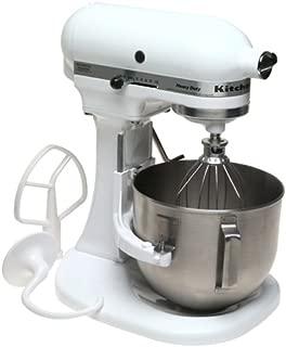 Factory-Reconditioned KitchenAid RRK5AWH 5-Quart Mixer, White