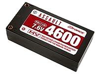 Assault LiHV 60C/110C 7.6V 4600mAh (ショートタイプ) GFG802 [日本正規品]