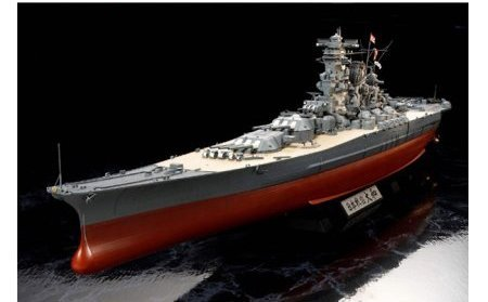 タミヤ『1/350日本戦艦大和』