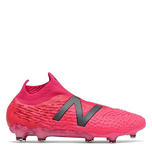 New Balance Tekela v3+ Pro FG Football Boots Alpha Pink-Horizon, Alpha Pink Horizon, 9.5 AU