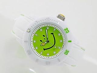 スマイリー SMILEY 腕時計 レディース/キッズ WC-HBSIL-WDGR【国内正規品】 [並行輸入品]