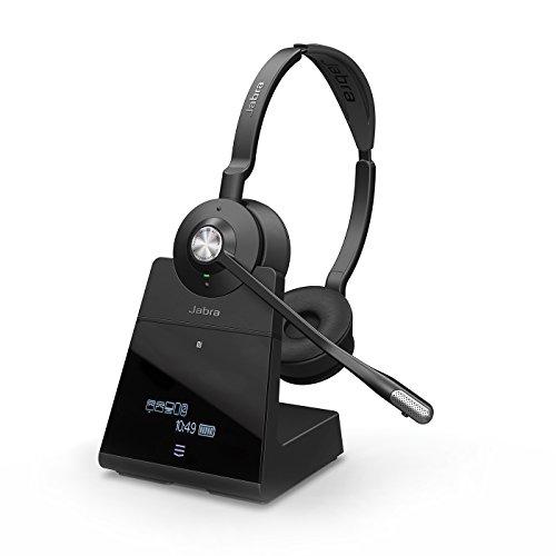 Jabra Engage 75 Wireless Headset, Stereo – Telephone Headset