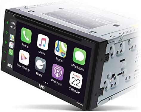BOSS Audio Systems Elite BV900ACP Car Multimedia Player with Apple CarPlay Android Auto Double product image