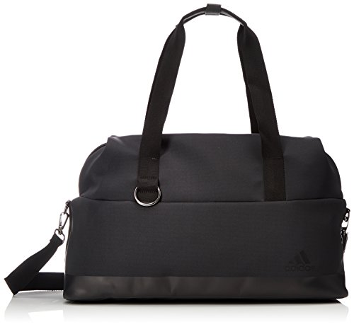 adidas FAV Sport Bag M, Mochila para Mujer, Gris (Carbon/Negro), 24x15x45 cm (W x H x L)