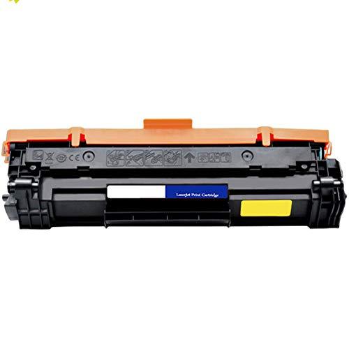 CF248A tonercartridge, geschikt voor HP Laserjet Pro M15w Pro15a MFP M28w MFP28a laserprinter, 1 pack zwart, eenvoudig te installeren en afdrukken 1000 pagina's met chip