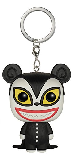Funko - Pocket POP Keychain: NBC - Vampire Teddy