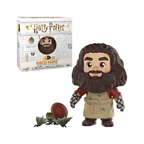 5 Star Figure Harry Potter - Hagrid mit Ei und Drachen Vinyl Exclusive
