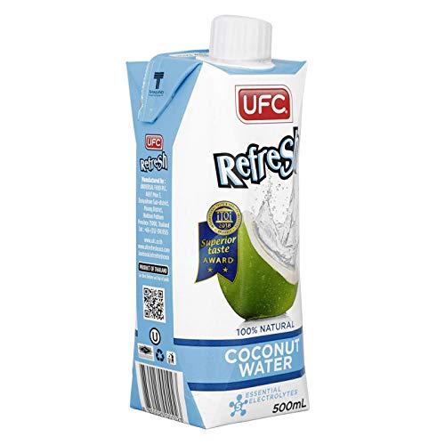 Ufc Coconut Water Tetra - 530 g