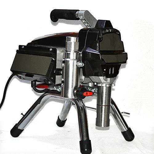 220V 3000W 3000PSI Spruzzatrice airless a regolazione elettronica della pressione Sistema di verniciatura a spruzzo airless per vernice al lattice, vernice per pavimenti