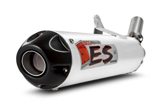 Big Gun ECO Slip-On Exhaust System - Polaris RZR800/S/4 2008-2012 - Aluminum - 2119320
