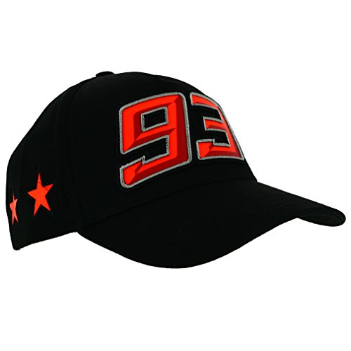 Pritelli 1843002 Mark Marquez Stars 93 - Gorra de béisbol: Amazon ...