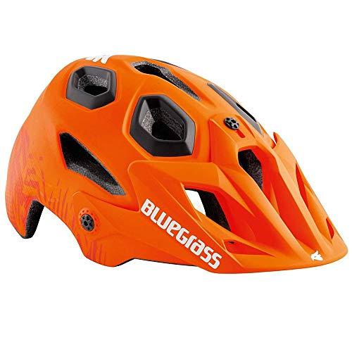 Met Helm Golden Eyes Orange (52-57) Fahrradhelm Unisex Erwachsene