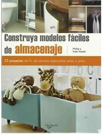 CONSTRUYA MODELOS FÁCILES DE ALMACENAJE