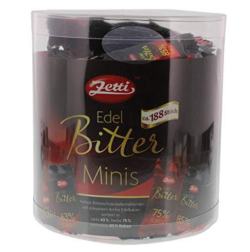 Zetti - Edel Bitter Minis - 940g