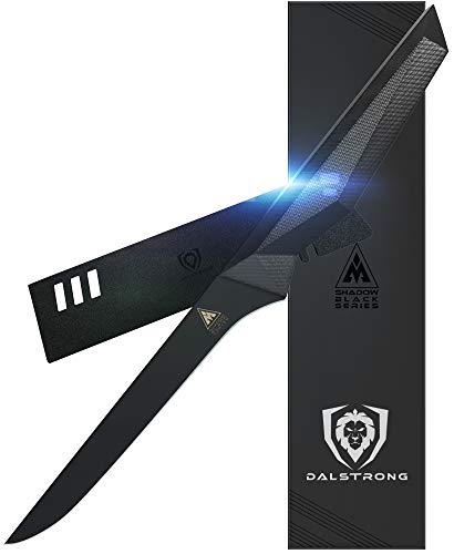 DALSTRONG Straight Boning Knife-Shadow Black Series - Key Features