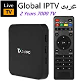 Best Arabic Iptv Boxes - Arabic IPTV 8700+ HD from Around The World Review