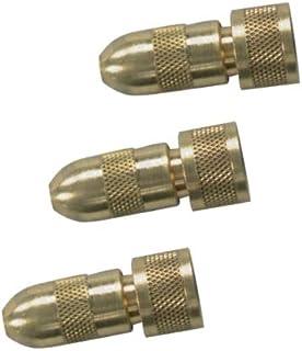 Chapin 66000 Brass Adjustable Cone Nozzle w/Viton (3)
