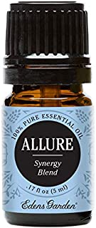 Edens Garden Allure Essential Oil Synergy Blend, 100% Pure Therapeutic Grade (Highest Quality Aromatherapy Oils- Aphrodisiac & Stress), 5 ml