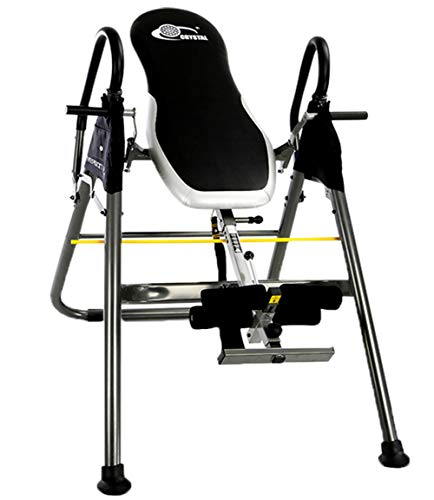 Review Inversion Table – Gravity Trainer with Perfect Balance System – Safety Hook + Safety Belt...