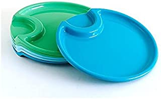 pampered chef outdoor plates set