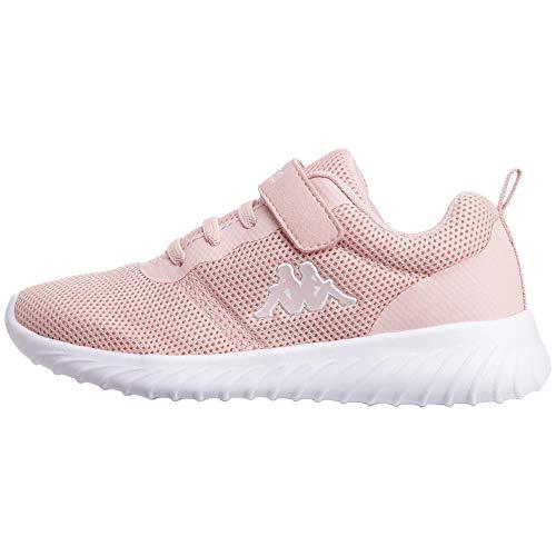 Kappa Buty sportowe dla chłopców Ces Kids, różowy - różowy - 25 EU