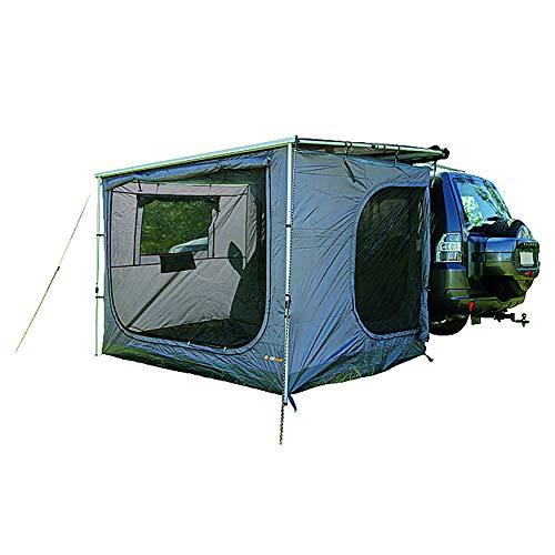 Oztrail Avance para toldo RV Shade, para 4x4, Caravana o Coche. TORA-TE25-E RV Shade Awning Tent 230x210x170cm Tienda de campaña para Ajustar al vehículo, para 4 Personas.