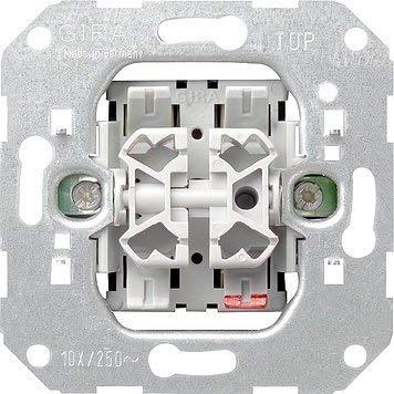 Preisvergleich Produktbild Gira System 55 Reinwei matt,  Schalter & Steckdosen - Set Auswahl