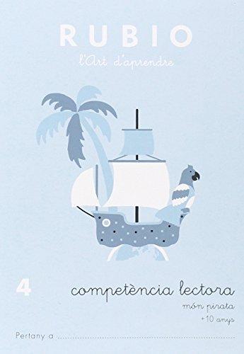 Competència lectora 4. Món pirata (català) (Competència Lectora (Català))