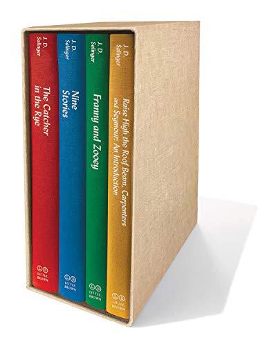 Price comparison product image J. D. Salinger Boxed Set