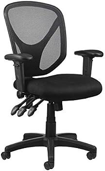 Realspace Ergonomic Mid-Back Task Chair
